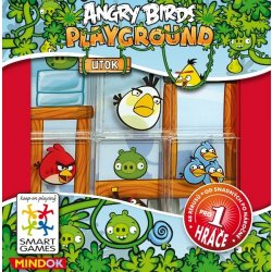 MINDOK Smart Angry Birds Útok