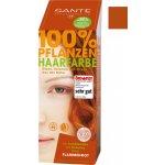 Sante rastlinná farba na vlasy Flame Red 100 g