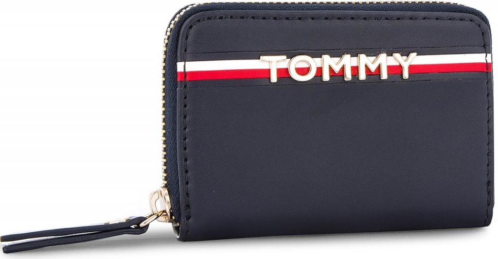 776762f4d Tommy HilfigerMalá Dámska Peňaženka Corp Leather Mini Za AW0AW05734 413