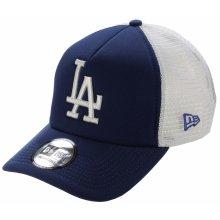 New Era 9FO Clean Trucker MLB Los Angeles Dodgers Light Royale White f4b9eea042