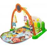 4f103c599 BABA MAMA HX7101 A Hracia podložka pre deti s pianom zvieratká v prírode