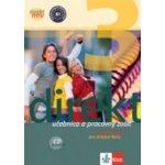 Direkt neu 3 – učebnica s pracovným zošitom a CD + prehľad nemeckej gramatiky - balíček