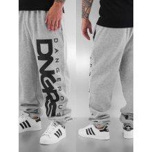 a69d3ebf4 Pánske tepláky Dangerous DNGRS / Sweat Pant Classic in grey