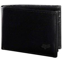 45d737ff9f Fox peňaženka Bifold Leather Wallet Blk 001