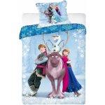 Jerry Fabrics bavlnené obliečky Frozen 140x200 70x90