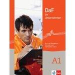 DaF im Unternehmen A1 – Kurs/Übungsb. + online MP3