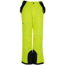 2fc1c7817 KILPI MIMAS-JB Juniorské lyžiarske nohavice žlté