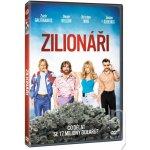 Zilionáři DVD