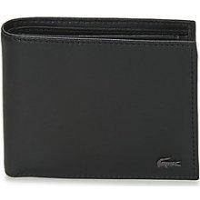 Lacoste Peňaženky CROCODIL čierna 7b150a3b2d4