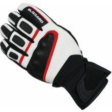 2d7b233d7 Blizzard Competition ski gloves black/white/red