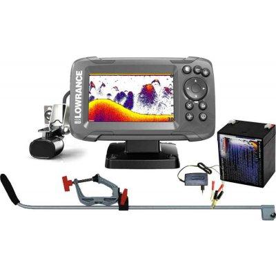 Lowrance NAVICO Sonar HOOK2 4X GPS 200 CE ROW