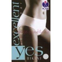 Novia bikini dámske bezšvové nohavičky