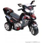 BAYO Elektrická motorka veľká black