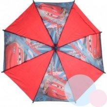 Manuálny dáždnik Cars