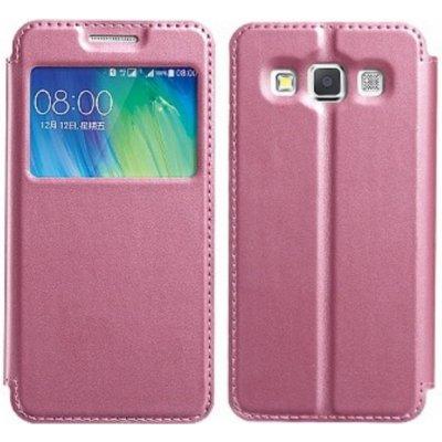 Púzdro KLD knižka Samsung A500 Galaxy A5 Sun ružové