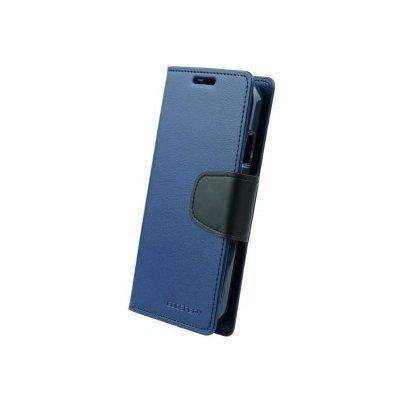 Púzdro Sonata Goospery Leather Flip Samsung Galaxy A500 A5 Modré