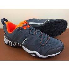 Pánska outdoorová obuv 3028M13 Sivá / Čierna
