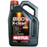 Motul 8100 X-Clean C3 5W-40 5 l