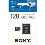 Sony microSDXC 128GB UHS-I U3 SRG1UXA