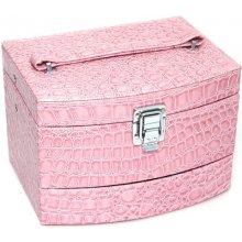 JKBox Pink KVSWSP250-A5 šperkovnica