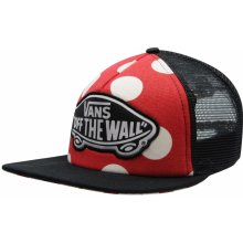 Vans Polka Trucker 52 Red