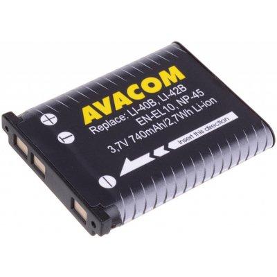 AVACOM Olympus Li-40B batéria - neoriginálne