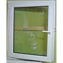 Plastové okno 120x60 - 129x69 SOFT 5-ti komora/70mm