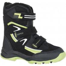 Loap Detské zimné vysoké topánky na suchý zips
