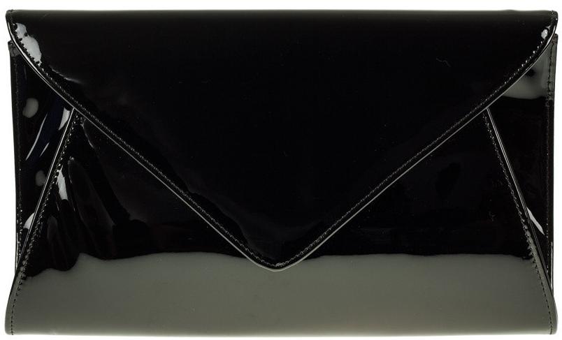 9629736c930 lakovaná listová kabelka K-5090 čierna alternatívy - Heureka.sk