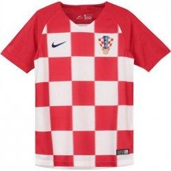 4123359df9edf Nike Chorvátsko dres detský 2018-2019 domáci + vlastné meno a číslo ...