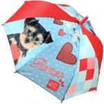 Vystreľovací dáždnik Studio Pets Romeo