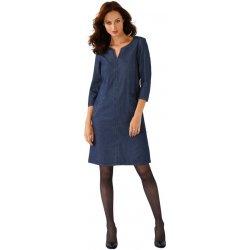 49ce9e07e14f Blancheporte Džínsové šaty s výstrihom do V modrá alternatívy ...