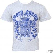 Sworn Enemy Crest Sports Grey tričko pánske