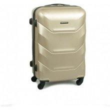 786dbb1364bb8 Suitcase 1616 kufor svetlo bežová 37x21x54 cm