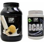 LSP Sports Molken Fitness Shake 1800 g