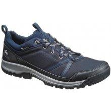 8111db4c2 QUECHUA Pánska turistická obuv NH150 do prírody nepremokavá modrá