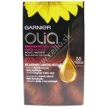 Garnier Olia 5.5 mahagónová hnedá