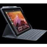 Logitech Slim Folio Keyboard Case 920-009024 - black