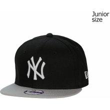 New Era 9FI Cotton Block MLB New York Yankees Black Gray White d075126d0f