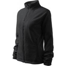c76f538f23ea Dámský Fleece bunda Jacket ebony gray