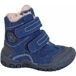 bfb390fbdeac Protetika Derex Zimná detská obuv denim od 34