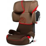 Cybex Solution X2-fix 2015 Mahagony