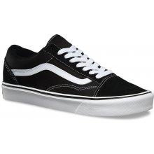Vans Old Skool Lite suede/canvas black/white
