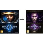 StarCraft 2: Wings of Liberty + StarCraft 2: Heart of The Swarm