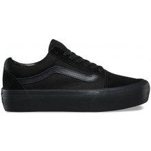 VANS - UA Old Skool Platform Black/Black (BKA)