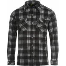 Dunlop Check Shirt Mens
