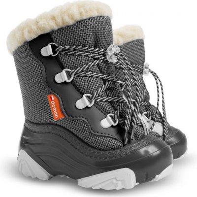 Demar Detské zimné snehule SNOWMAR 4017 ND šedá