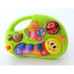 EURO BABY Interaktívna hračka s melódiu HRAJÚCA HÚSENICA