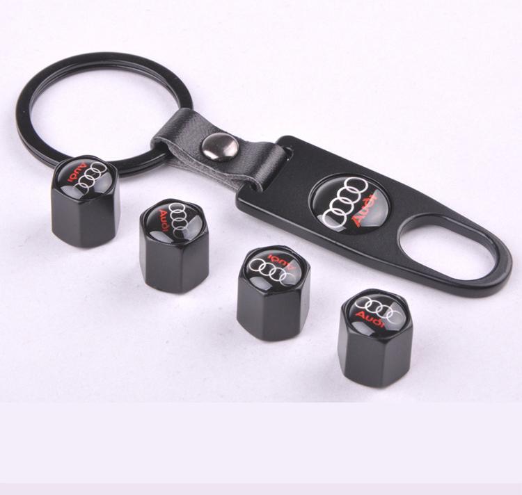 Prívesok na kľúče Prívesok na kľúče Ozdobné kryty ventilov s logom ... 62f64cd8867