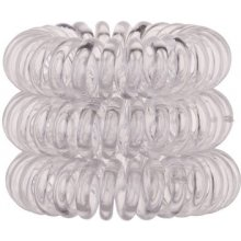 Invisibobble The Traceless Hair Ring 3 ks gumička na vlasy pre ženy Crystal Clear
